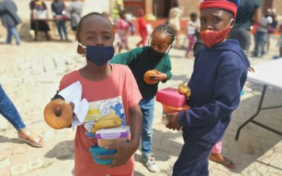 SA Harvest recommits to ending hunger on World Food Day