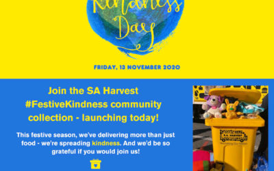 World Kindness Day call for communities to practice #FestiveKindness
