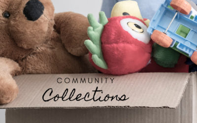 Community collections – from your door!