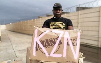 SA Harvest and partners drive major relief programme to KZN